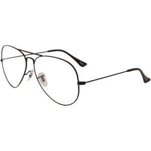 eyerim collection Nash Black Screen Glasses - Velikost ONE SIZE