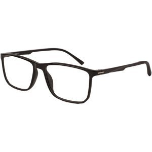 eyerim collection Propus Shiny Solid Black Screen Glasses - Velikost ONE SIZE