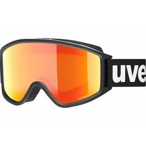 uvex g.gl 3000 CV Black Mat - Velikost ONE SIZE
