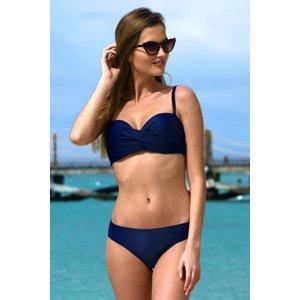 Sassa Dámské dvoudílné plavky Patricie Blue tmavěmodrá 85/D