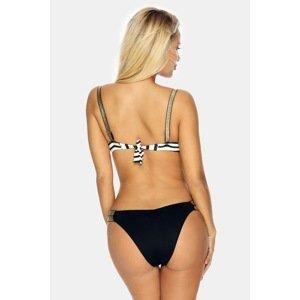 Etna Dámské dvoudílné plavky Grace striped barevná 42