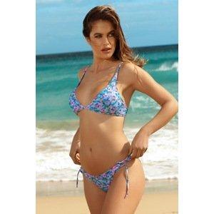 Bora Bora Dámské dvoudílné plavky Pitiya barevná 42