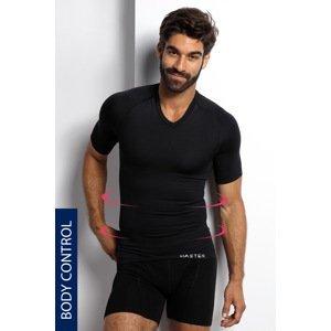 Haster Bezešvé stahovací tričko SilverMax černá M/L