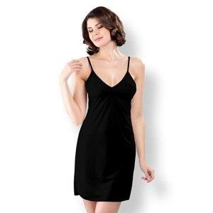 Hanna Style Spodnička Alma černá XXXL