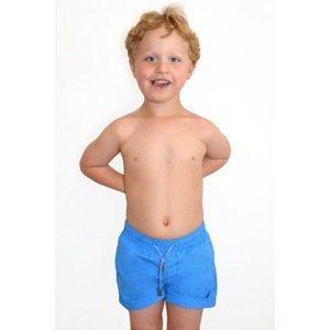David 52 Chlapecké plavky Leonard Zaffiro modrá 12
