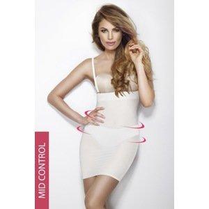 Stahovací košilka Mitex Glossy Dress powder pink/odstín růžové barvy