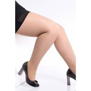 Giulia Punčochové kalhoty pro plnější tvary Molly 40 DEN daino XXXL