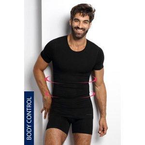 BLACKSPADE Stahovací tričko s kulatým výstřihem černá M