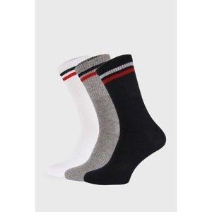 Ysabel Mora 3 PACK vysokých ponožek Sports vícebarevná 41-46