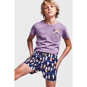 Mayoral Moda Infantil, S:A.U. Chlapecké plavkové šortky Mayoral Surfing barevná 12