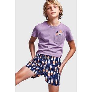 Mayoral Moda Infantil, S:A.U. Chlapecké plavkové šortky Mayoral Surfing barevná 14