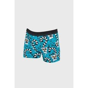 Cornette Chlapecké boxerky Lemur barevná 110/116