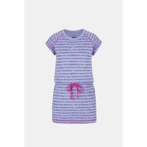 LOAP Dívčí šaty LOAP Bacy fialová 146/152