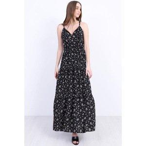 DOCA Plážové šaty Marika Vzorované L