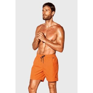 David 52 Oranžové koupací šortky David 52 Caicco oranžová XL