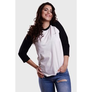 Vuch Dámské tričko Vuch Nadia bíločerná L