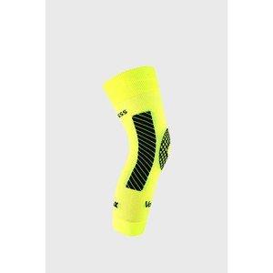 VoXX Kompresní návlek na koleno Protect žlutá L/XL