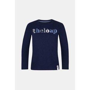 LOAP Chlapecké tričko LOAP Bicer tmavěmodrá 112/116