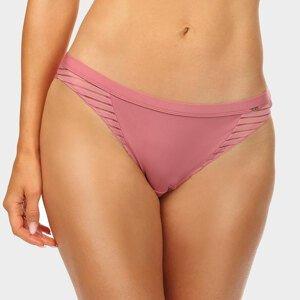 Dorina Kalhotky Carmen I klasické růžová XL