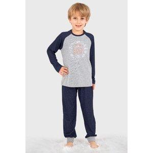 BLACKSPADE Chlapecké pyžamo Dreams modrá 152
