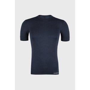 Haster Bezešvé tričko SilverPro Classic I modrá M/L