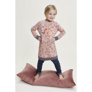 Charlie Choe Dívčí pyžamo Brilliant barevná 110/116