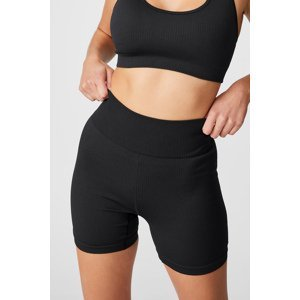 Cotton On Dámské sportovní šortky Bike Shorts černá černá M/L