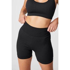 Cotton On Dámské sportovní šortky Bike Shorts černá černá XS/S