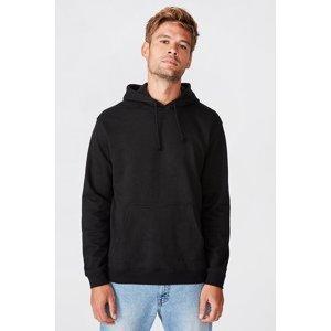 Cotton On Černá mikina Essential černá S