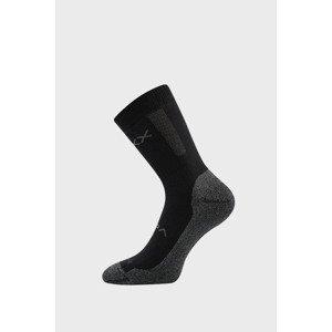 VoXX Bambusové ponožky Bardee černá 35-38