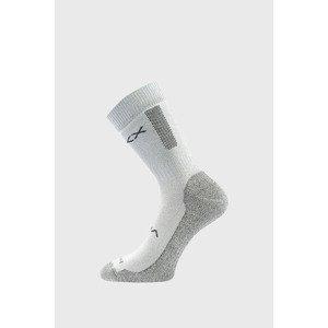 VoXX Bambusové ponožky Bardee bílá 39-42