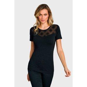 Jadea Dámské triko Jessica černá S
