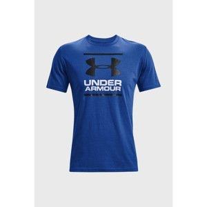 Under Armour Modré tričko Under Armour Foundation II modrá XXL
