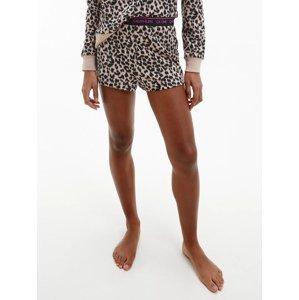 Calvin Klein dámské pyžamové šortky - S (IXA)