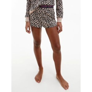 Calvin Klein dámské pyžamové šortky - M (IXA)