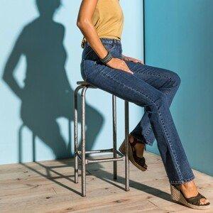 Blancheporte Rovné džíny, malá postava denim 46