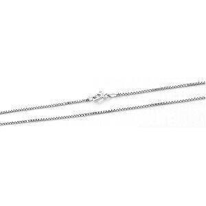 Beneto Jemný stříbrný řetízek Venezia AGS1082 45 cm