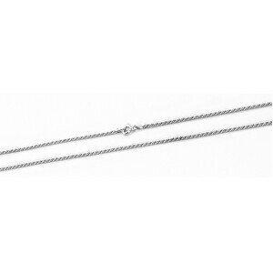 Beneto Jemný stříbrný řetízek AGS1077 55 cm
