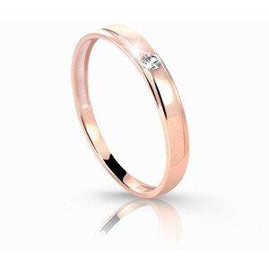 Cutie Jewellery Něžný prsten Z6707-1617-10-X-4 58 mm