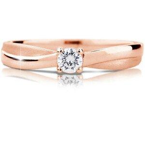 Cutie Jewellery Jemný prsten se zirkonem Z6817-1906-10-X-4 56 mm