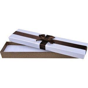 JK Box Hnědá krabička na náramek AP-9/A21