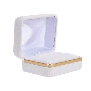 JK Box Dárková krabička na snubní prsteny CD-3/A20/AU