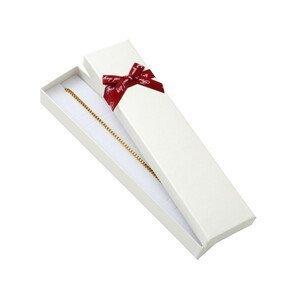 JK Box Dárková papírová krabička na náhrdelník BR-9/A20/A7