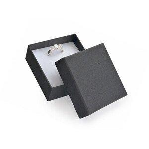 JK Box Elegantní dárková krabička na prsten LV-4/A25