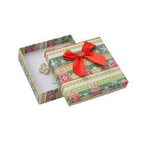 JK Box Vánoční dárková krabička RX-5/A19