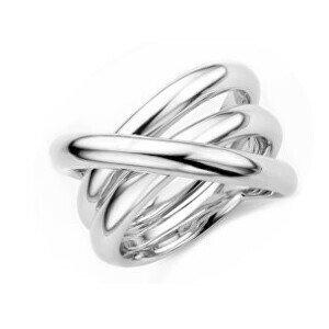 JVD Stylový stříbrný prsten SVLR0253XH200 60 mm
