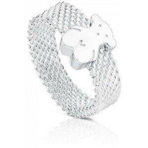 Tous Stříbrný prsten s medvídkem 010390200 52 mm