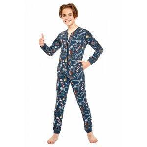Chlapecké pyžamo 185/125 Kids Barber 2