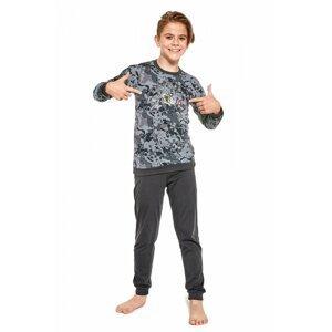 Chlapecké pyžamo 453/118 Air force