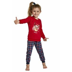 Dívčí pyžamo 594/130 Reindeer